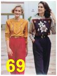 1991 Sears Fall Winter Catalog, Page 69