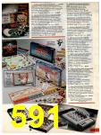 1985 Sears Christmas Book, Page 591