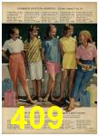 1962 Sears Spring Summer Catalog, Page 409