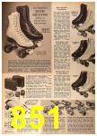 1964 Sears Spring Summer Catalog, Page 851