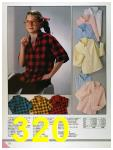 1986 Sears Fall Winter Catalog, Page 320