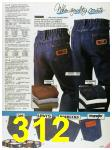 1986 Sears Spring Summer Catalog, Page 312