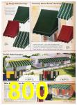 1957 Sears Spring Summer Catalog, Page 800