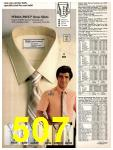 1981 Sears Spring Summer Catalog, Page 507
