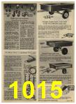 1965 Sears Spring Summer Catalog, Page 1015