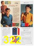 1967 Sears Fall Winter Catalog, Page 322