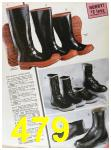 1985 Sears Fall Winter Catalog, Page 479
