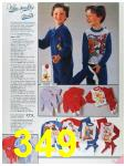 1986 Sears Fall Winter Catalog, Page 349