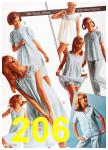 1967 Sears Spring Summer Catalog, Page 206