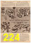 1961 Sears Christmas Book, Page 224