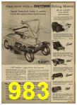 1962 Sears Spring Summer Catalog, Page 983