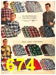 1958 Sears Fall Winter Catalog, Page 674