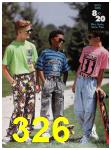1991 Sears Spring Summer Catalog, Page 326