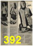 1968 Sears Fall Winter Catalog, Page 392