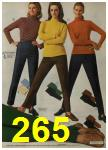 1968 Sears Fall Winter Catalog, Page 265