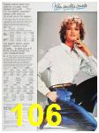 1987 Sears Fall Winter Catalog, Page 106