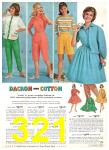 1962 Montgomery Ward Spring Summer Catalog, Page 321