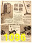 1956 Sears Fall Winter Catalog, Page 1096