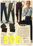 1962 Sears Fall Winter Catalog, Page 500