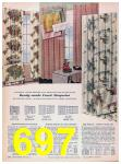 1957 Sears Spring Summer Catalog, Page 697