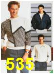 1985 Sears Fall Winter Catalog, Page 535