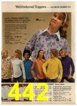 1972 Sears Fall Winter Catalog, Page 442