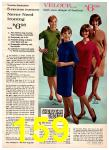 1966 Montgomery Ward Fall Winter Catalog, Page 159