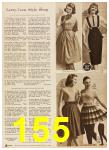 1958 Sears Fall Winter Catalog, Page 155
