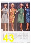 1964 Sears Fall Winter Catalog, Page 43