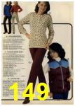 1979 Sears Fall Winter Catalog, Page 149