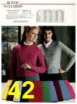 1983 Sears Fall Winter Catalog, Page 42