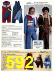 1983 Sears Fall Winter Catalog, Page 592
