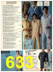 1977 Sears Fall Winter Catalog, Page 633