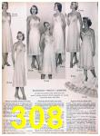 1957 Sears Spring Summer Catalog, Page 308