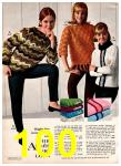 1966 Montgomery Ward Fall Winter Catalog, Page 100