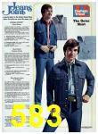 1974 Sears Fall Winter Catalog, Page 583