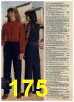 1980 Sears Fall Winter Catalog, Page 175