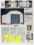 1989 Sears Home Annual Catalog, Page 764