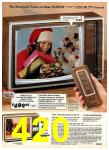 1980 Sears Christmas Book, Page 420