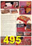 1981 Montgomery Ward Christmas Book, Page 495