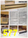 1989 Sears Home Annual Catalog, Page 577
