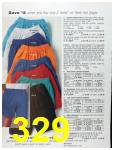 1993 Sears Spring Summer Catalog, Page 329