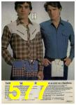 1980 Sears Fall Winter Catalog, Page 577