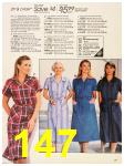 1987 Sears Fall Winter Catalog, Page 147