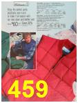 1987 Sears Fall Winter Catalog, Page 459
