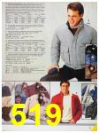 1986 Sears Fall Winter Catalog, Page 519