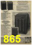 1980 Sears Fall Winter Catalog, Page 865