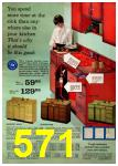1972 Montgomery Ward Spring Summer Catalog, Page 571