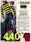 1975 Sears Fall Winter Catalog, Page 440