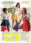 1974 Sears Spring Summer Catalog, Page 379